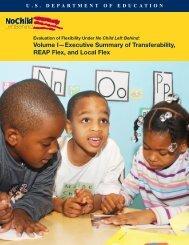 Description of Programs - Eric - U.S. Department of Education