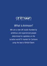 What is Animoon? - The Tax Shelter Report