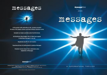 Messages - The Tax Shelter Report