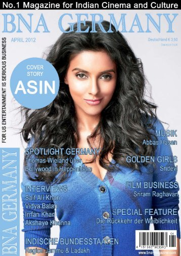 BNA Germany April 2012 - TEASER