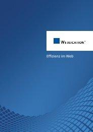 Download Produktbroschüre - Weblication® CMS