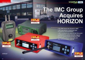 The IMC Group Acquires HORIZON