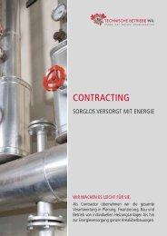 tbw.contracting - Technische Betriebe Wil