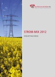 Stromkennzeichnung 2012