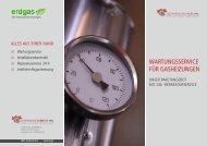 Wartungsservice für gasheizungen
