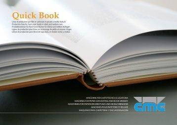 Quick Book - CMC ITALIA