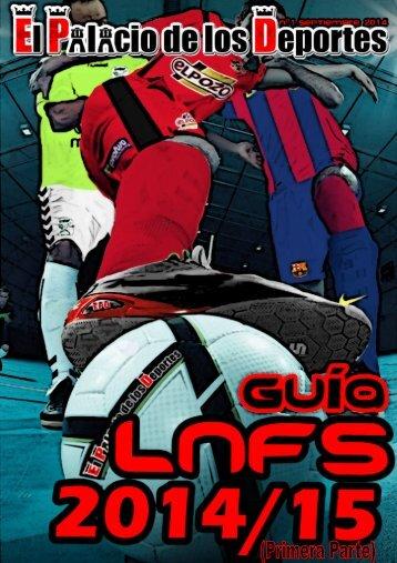 Guía de la LNFS 2014/2015 de EPD Murcia (1ª Parte)
