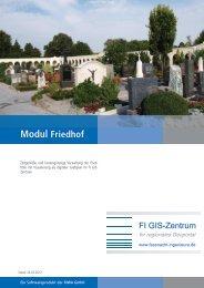 Modul Friedhof - Fassnacht Ingenieure
