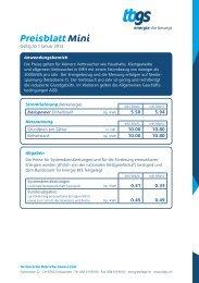 TBGS_Preisblatt_Mini_2013_Screen - Technische Betriebe Glarus ...