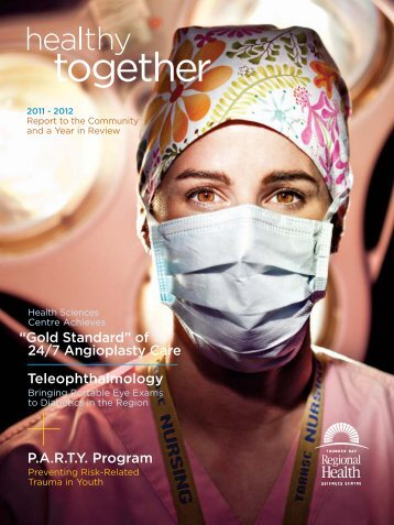 2011 - 2012 Annual Report - Institute for Patient- and Family ...