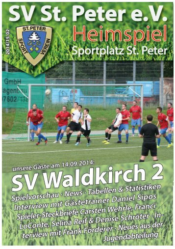 SVS-Heimspiel 2014/15-02