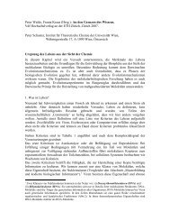 Peter Walde, Franta Kraus (Hrsg - TBI - Universität Wien