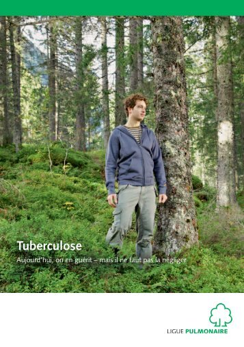 Brochure Tuberculose (mars 2012, 2ème édition)