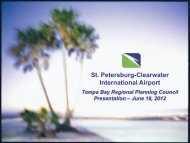 St. Petersburg-Clearwater International Airport (PIE) - Tampa Bay ...
