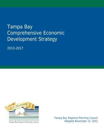 2012 Comprehensive Economic Development Strategy - Tampa Bay ...