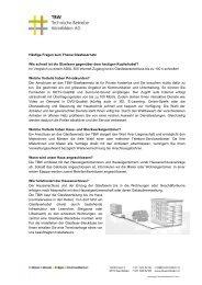 Häufige Fragen zum Thema Glasfasernetz Wie schnell ist die ...