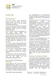 Häufige Fragen zu Erdgas - Technische Betriebe Weinfelden