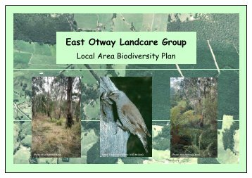 East Otway Landcare Group - Corangamite CMA Knowledge Base