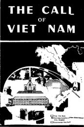 THE CALL VIET NAM - IndoChina1911