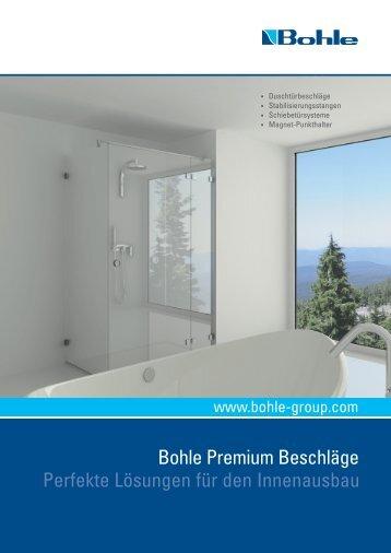 Bohle Premium Beschläge - Bohle AG