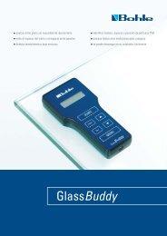 Flyer GlassBuddy ES - Bohle