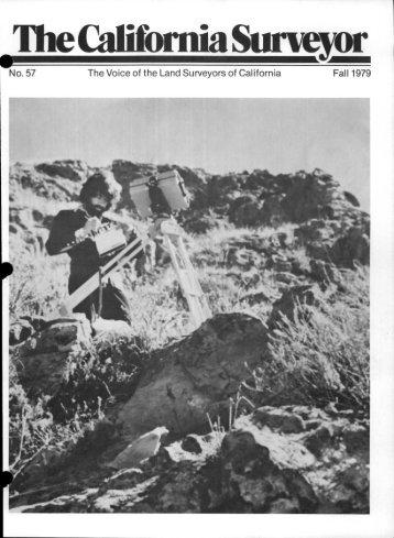 maSSr ' - California Land Surveyors Association