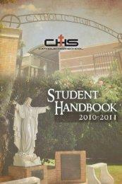 Students - Catholic High School