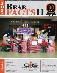 January 1, 2012 - Catholic High School