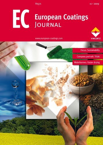 European Coatings JOURNAL - European-coatings.com