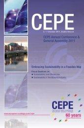 CEPE Annual Conference & General Assembly ... - Farbeundlack.de