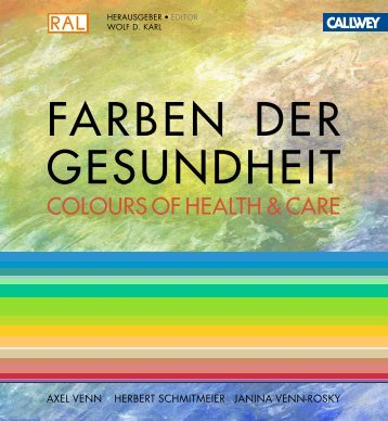 COLOURS OF HEALTH & CARE - Farbeundlack.de