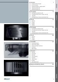 Centrifugal blowers and fans Axial fans - Page 3