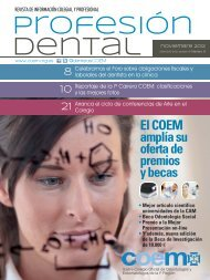 Profesión Dental - COEM