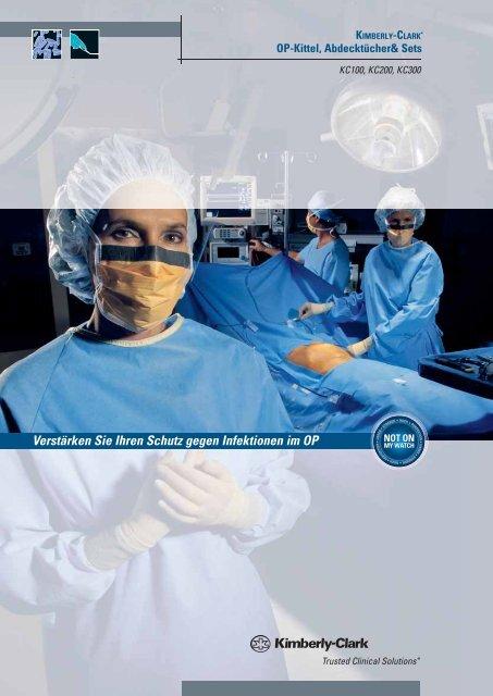 Verstärken Sie Ihren Schutz gegen Infektionen im OP