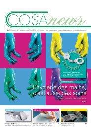 L'hygiène des mains, c'est aussi des soins - Cosanum