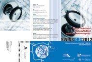 SWISSDRG2012 - Cosanum