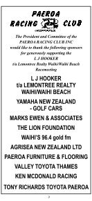 3 - New Zealand Thoroughbred Racing - Page 3