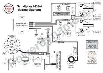 schemi elettrici schemas electriques schaltplane wiring