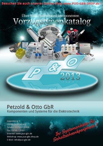 VZT Katalog 2013 V1.05 .pdf - Petzold & Otto GbR
