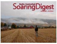 January 2006 — Vol. 23, No. 1 - RCSoaring.com