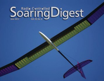 RCSD-2012-06 - RC Soaring Digest