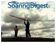 December 2004 — Vol. 21, No. 12 – R/C - RCSoaring.com