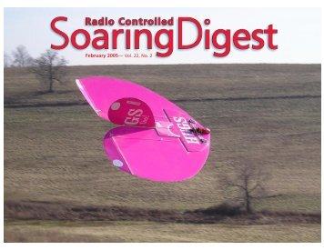 1 February 2005— - Rcsoaring.com