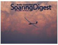 February 2006 — Vol. 23, No. 2 - RCSoaring.com