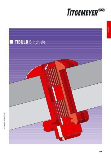 TIBULB Blindniete