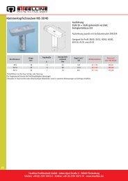 Steelline Katalog - Steelline Profiltechnik