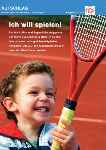 Download TCL-Newsletter, Ausgabe 01/2012 - Tennisclub ...