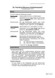 Ausschreibung 2012.pdf - Tennis Club Rot Weiss Euskirchen eV