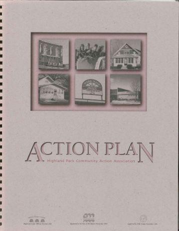 Highland Park Neighborhood Plan - City of Des Moines