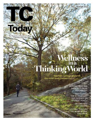 Download this issue - Teachers College Columbia University